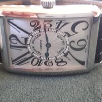 Franck Muller Steel Automatic limited edition pre-owned