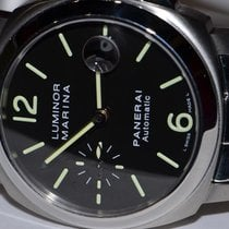 Panerai Steel 40mm Automatic PAM00050 pre-owned