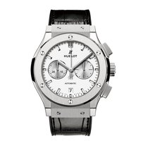 Hublot Classic Fusion 42mm Automatic Titanium Mens Watch...