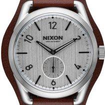 Nixon C39 Leather A459-2387 Herrenarmbanduhr Design Highlight