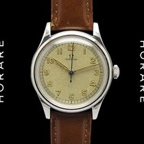 Omega 30T2 Military Silver Dial, 2384-10 - 1948