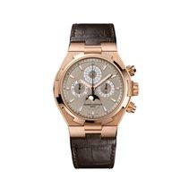 Vacheron Constantin Overseas Chronograph 490230/000R-9753 new