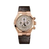 Vacheron Constantin Overseas Chronograph Aur roz 42mm Gri
