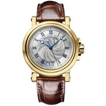 Breguet 5817BA/12/9V8 Yellow gold Marine 39mm new United States of America, Pennsylvania, Holland