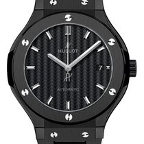 Hublot Classic Fusion 38mm Automatic Black Magic