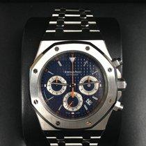 Audemars Piguet Royal Oak Chronograph 39mm Blue Dial