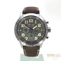 Breguet Flyback Chronograph Tpe XXI 3817 Ref. 3817ST/X2/3ZU