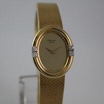 Chopard Schmuckuhr 18k Gold 5031 #A3410 diamond Bezel, Box