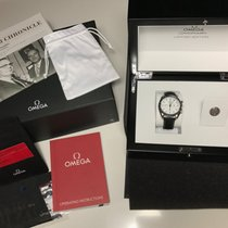 Omega Silver Snoopy Moonwatch Anniversary Limited Edition