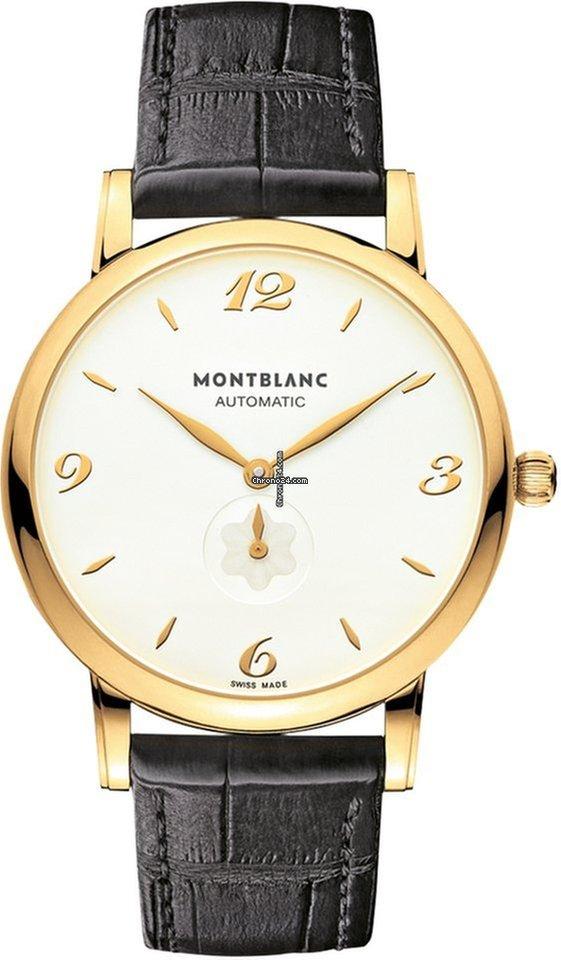 1bffdc9b075 Comprar relógios Montblanc Ouro amarelo