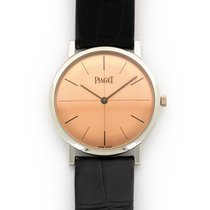 Piaget Altiplano Platinum 34mm Pink United States of America, California, Beverly Hills