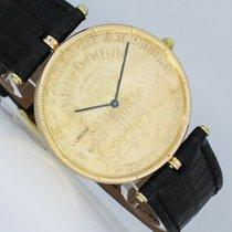 Corum Coin Watch Gelbgold 35mm Gold (massiv) Deutschland, Dresden