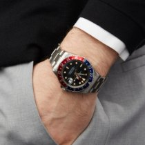 Rolex GMT-Master 16750 1987 pre-owned