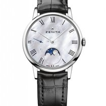 Zenith Elite Ultra Thin new Watch with original box and original papers 03.2320.692/81.C714