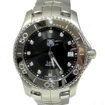 TAG Heuer Link Quartz Steel 38mm Black