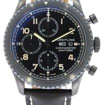 Breitling Navitimer 8 Acero 43mm Negro