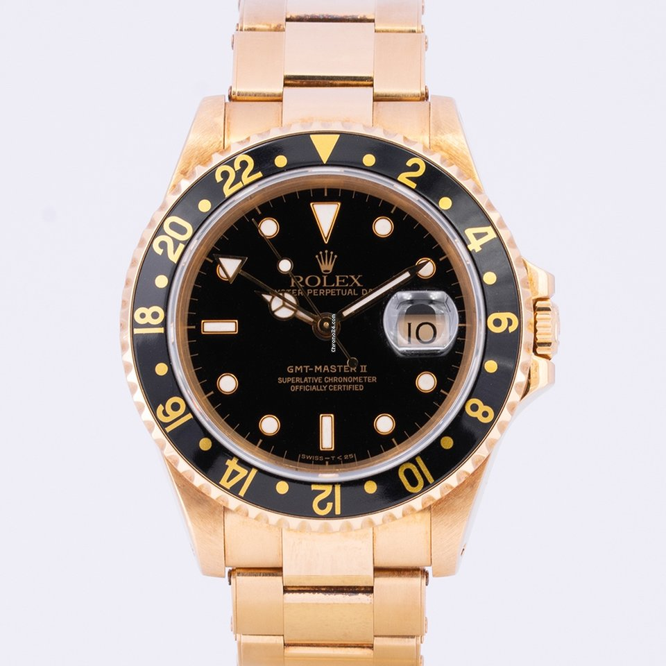 buy online a7b8c e0e3c Rolex GMT-Master II