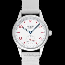 NOMOS Club Neomatik White United States of America, California, San Mateo
