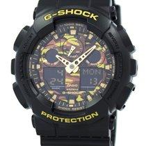 Casio G-Shock GA-100CF-1A9 New 55mm Singapore, Singapore