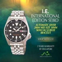 Seiko SKX013K2 Steel 42mm new