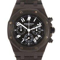 Audemars Piguet Royal Oak Chronograph nieuw 2014 Automatisch Chronograaf Horloge met originele doos en originele papieren