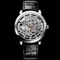 Harry Winston new Automatic 42mm White gold Sapphire crystal