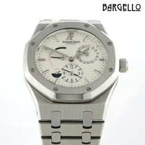 Audemars Piguet Royal Oak Dual Time Acero 39mm