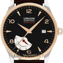 Union Glashütte Noramis Power Reserve new 2020 Automatic Watch with original box and original papers D900.424.46.057.09