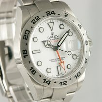 Rolex Explorer II Steel 41mm White