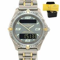 Breitling Aerospace Titanium 40mm Grey Arabic numerals United States of America, New York, Huntington