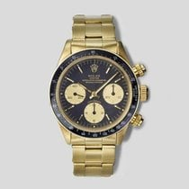 Rolex 6263 Yellow gold 1982 Daytona 40mm pre-owned