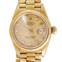 Rolex Lady-Datejust Yellow gold 26mm Gold No numerals United States of America, Maryland, Rockville