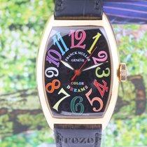 Franck Muller Color Dreams 5850 SC pre-owned
