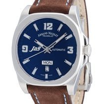 Armand Nicolet .. J09 Day&Date Automatic NEW FULL SET