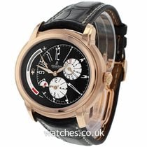 Audemars Piguet Millenary Rose gold 43mm Black United Kingdom, London
