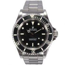 Rolex Oyster Perpetual Submariner Black Dial 14060M