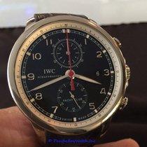 IWC Portugieser Yacht Club Chronograph 3902-10 gebraucht