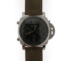 Panerai Luminor 1950 3 Days Chrono Flyback new 2021 Automatic Watch with original box and original papers PAM00653