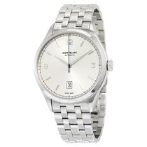 Montblanc 112532 Heritage Chronometrie 40mm Automatic in Steel...