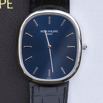 Patek Philippe Golden Ellipse Pre-Owned Mint Like New With New...