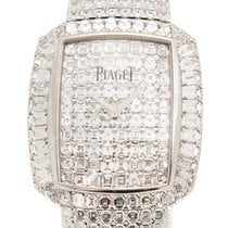 伯爵 (Piaget) Limelight 18k White Gold With Diamond Silver...