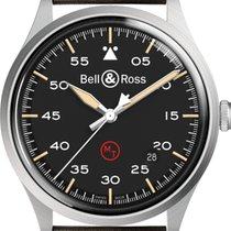 Bell & Ross BR V1-92 MILITARY BRV192-MIL-ST/SCA
