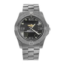 Breitling Aerospace Avantage E7936210/B962-TI Men's Watch ...