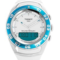 Tissot Watch Sailing-Touch T056.420.17.016.00