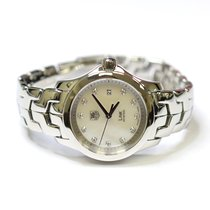 TAG Heuer Link 27mm Stainless Steel Ladies Watch With Mother...
