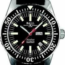 Ball Engineer Master II Skindiver DM2108A-P-BK new