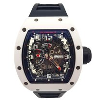 Richard Mille RM030 White Rush Ceramic & NTPT Carbon Declutcha...