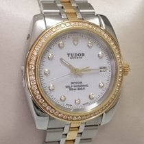 Tudor Classic Date stainless steel and yellow gold, full set
