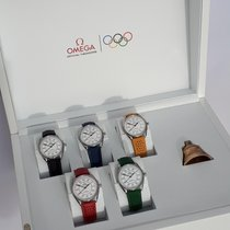 Omega Seamaster Olympic games Limited Edition set 5 Psc Nr60