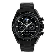 Omega Speedmaster Professional Moonwatch Moonphase nuevo 2020 Automático Reloj con estuche y documentos originales